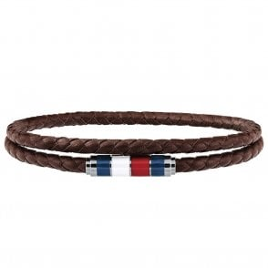 Double Wrap Bracelet Brown (2790055)