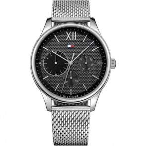Gents Damon Black Mesh (1791415)