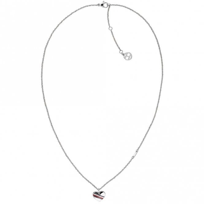 Tommy Hilfiger Heart Charm Necklace (2780128)