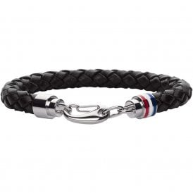 Leather Bracelet Black (2700510)