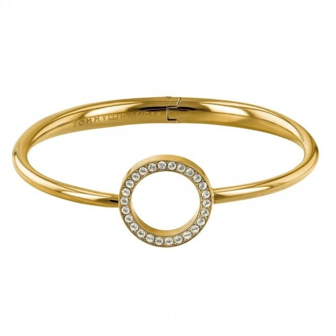 Tommy Hilfiger Open Circle Bangle Gold (2780065)